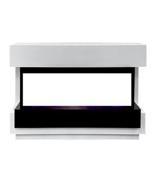 Портал Cube 36 - Белый с черным