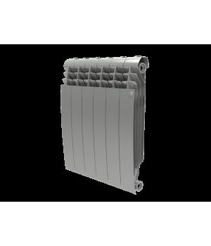 Радиатор Royal Thermo BiLiner 500 Silver Satin (4 секции)