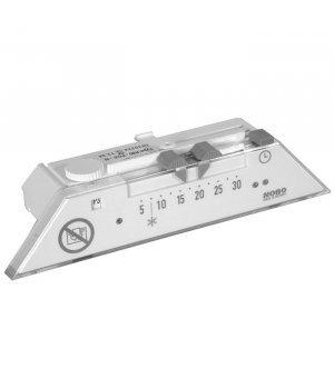 Двухуровневый термостат NOBO R80PDE-N