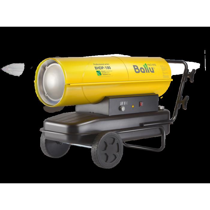 Дизельная тепловая пушка Ballu BHDP-100 прямого нагрева