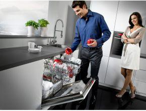 Новые модели встроенных посудомоечных машин от Beko