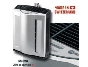 Представляем новую климатическую технику - бытовой воздухоочиститель Boneco P2261
