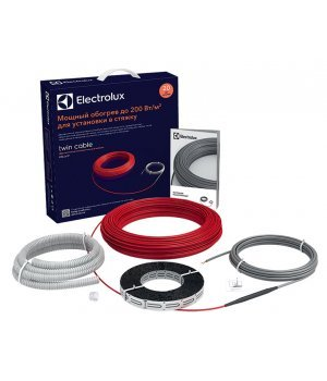 Комплект теплого пола (мат) Electrolux ETC 2-17-1500