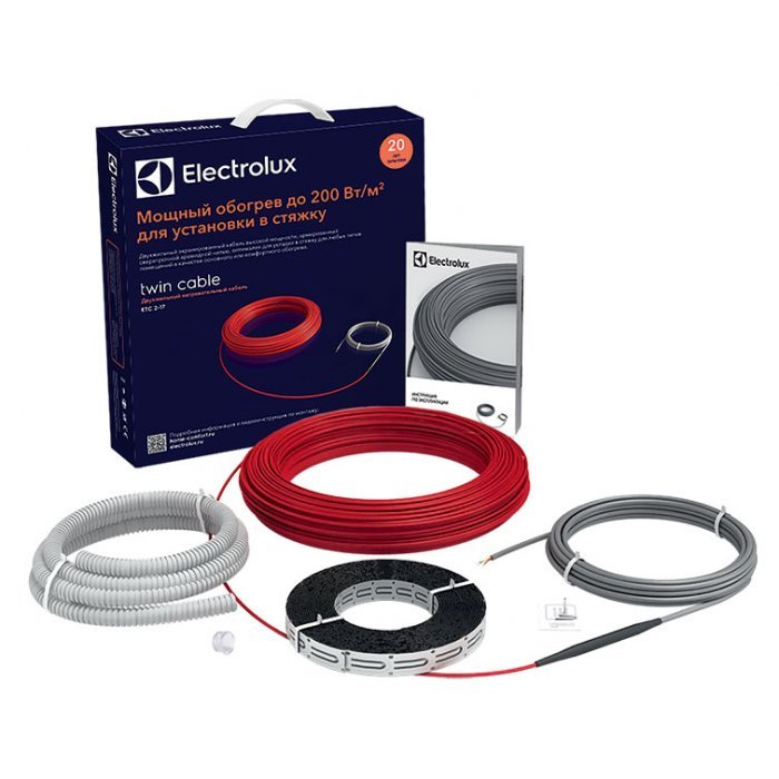 Комплект теплого пола (мат) Electrolux ETC 2-17-2000