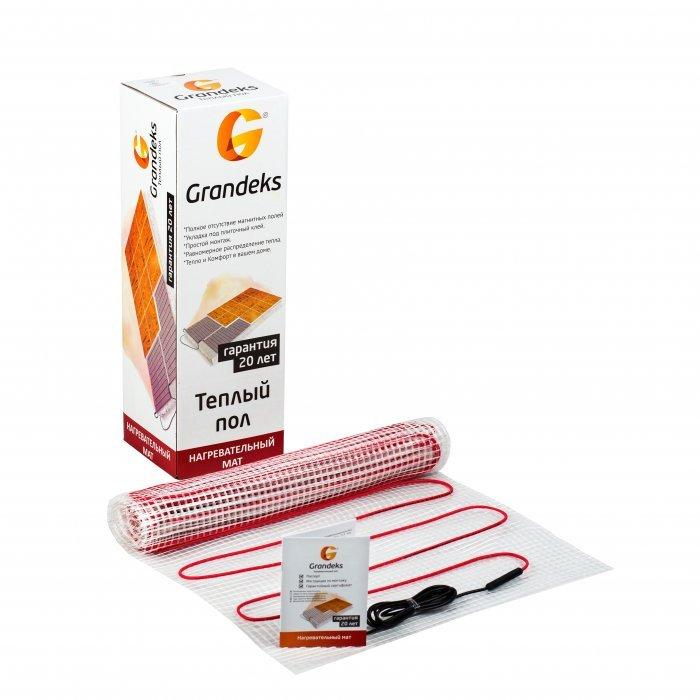 Комплект теплого пола (мат) Grandeks G2-1,0/150