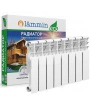 Радиатор биметаллический Lammin ECO BM350-80-8