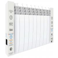 Радиатор алюминиевый Lammin Lux 500-87-10
