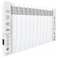 Радиатор алюминиевый Lammin Lux 500-87-12