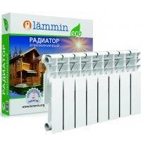 Радиатор алюминиевый Lammin ECO AL350-80-8