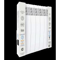 Радиатор биметаллический Lammin Lux 500-87-6