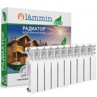 Радиатор алюминиевый Lammin ECO AL350-80-10