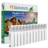 Радиатор алюминиевый Lammin ECO AL350-80-12