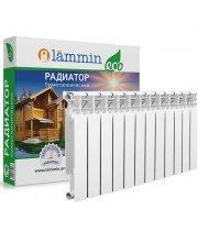 Радиатор биметаллический Lammin ECO BM500-80-12