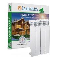 Радиатор алюминиевый Lammin ECO AL500-100-4