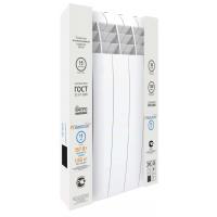 Радиатор алюминиевый Lammin Lux 500-87-4