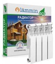 Радиатор биметаллический Lammin ECO BM350-80-4