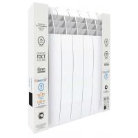 Радиатор алюминиевый Lammin Lux 500-87-6