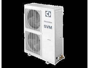 Начало продаж мультизональных систем Electrolux SVM