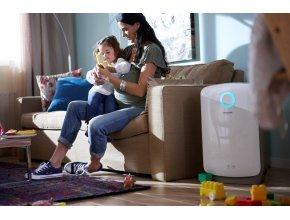 Климатический комплекс Philips AC4080: природная чистота и влажность воздуха даже в сезон аллергии!