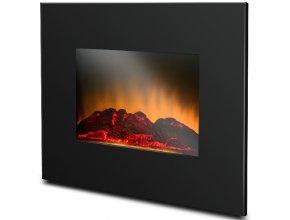Камин Electrolux EFP/W-1100URC: огонь, как на холсте у папы Карло, только греет